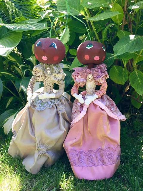коллекционная кукла Графини Вишни